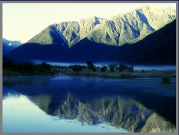 South Island tranquillity.