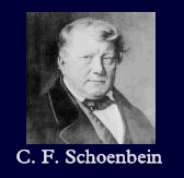Christian Friedrich Shoenbein (1799-1868). It was their correspondence that led to the invention of the fuel-cell.
