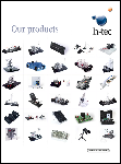 Click for the 15-page h-tec brochure, showing just the micro energy products (note: E*Future does not carry the methanol fuel-cells)