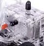 This is a micro PEM fuel-cell stack (two cells combined). Click to see how it works.