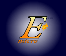 The trademark and logo of EStarFuture Corporation (also trading as E*Future), in its full micro energy-systems livery. Copyright 2005 Nobilangelo Ceramalus and EStarFuture Corporation.