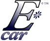 The logo and trademark of EStarFuture Corporation , also trading as EStarFuture, in its FCV livery (fuel-cell vehicle). Click for company details.