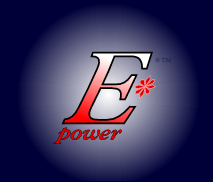 The logo and trademark of EStarFuture Corporation Limited, also trading as E*Future, in its full EStarPower livery. Copyright 2005 Nobilangelo Ceramalus and EStarFuture Corporation. Click for companyt details.