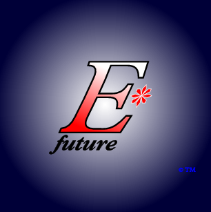 The logo and trademark of EStarFuture Corporation Limited (also trading as E*Future TM), in its E*Power (TM) livery. Copyright 2005 Nobilangelo Ceramalus and EStarFuture Corporation. Click for company details.